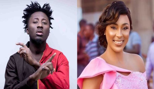 Nikki Samonas is my crush but I won't venture – Amerado
