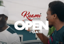 WATCH: Kuami Eugene – Open Gate (Official Video)