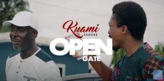 WATCH: Kuami Eugene – Open Gate (Official Video)