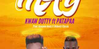 Kwaw Dutty drops his much awaited music video with Patapaa after the incidence of Patapaa's illness