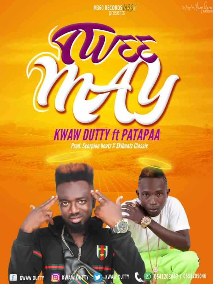 Kwaw Dutty drops his much awaited video with Patapaa due to the incidence of Patapaa's illness