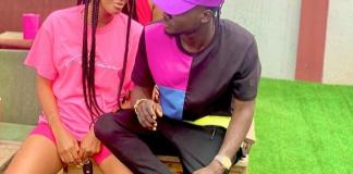 WOW: Kuami Eugene And His Girlfriend Looking Cozy In Their New Hang Out Photos