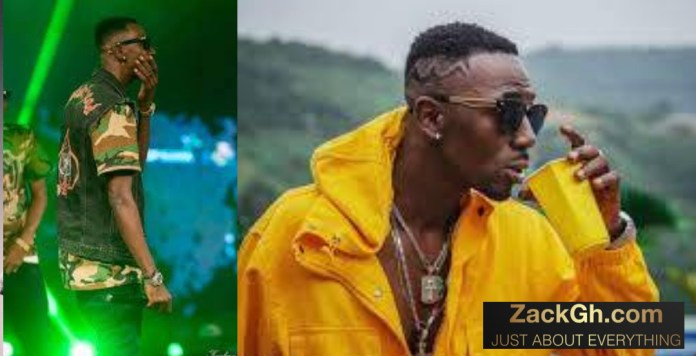 Check Out The Massive Reaction After Former Shatta Movement Member, Joint 77's Performance
