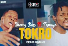 DOWNLOAD/Listen: Sherry Boss - Tokro ft. Fameye (Prod. By GigzBeatz)