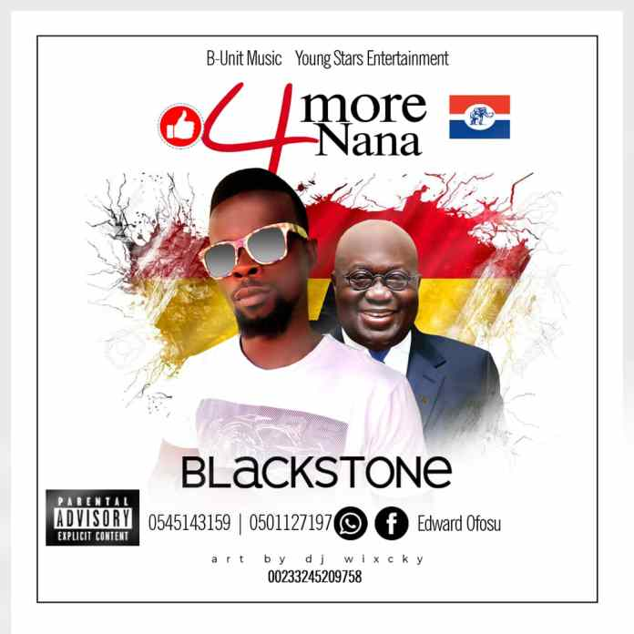 Blackstone - 4 More Nana | Mp3 Download