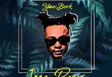 DOWNLOAD MP3: Yaw Berk – Inna Peace (Prod. by Samsney)