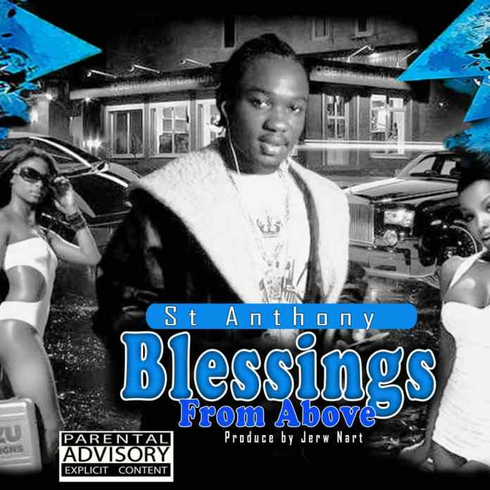DOWNLOAD MP3: St. Anthony - Blessings From Above