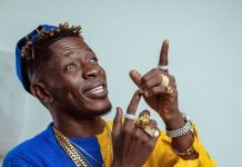 Check out which of the international artiste will be featured next on Shatta Wale's album