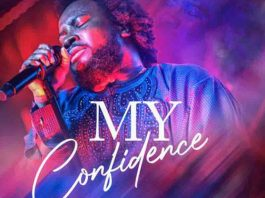 DOWNLOAD MP3: Sonnie Badu – My Confidence (Live Gospel)