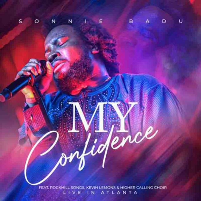 DOWNLOAD MP3: Sonnie Badu – My Confidence (Live Gospel)
