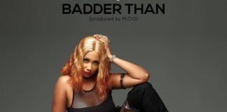 DOWNLOAD MP3: Mona 4Reall – Badder Than (Prod. by MOG)