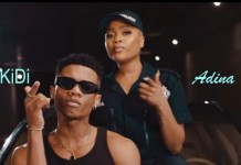 KiDi – One Man Ft Adina (Official Video)