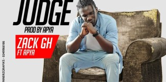 Zack Gh - Quick To Judge ft Apya (Audio and Lyrics)