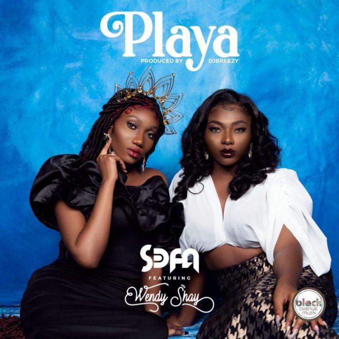DOWNLOAD MP3: Sefa – Playa Ft Wendy Shay (Prod. by DJ Breezy)