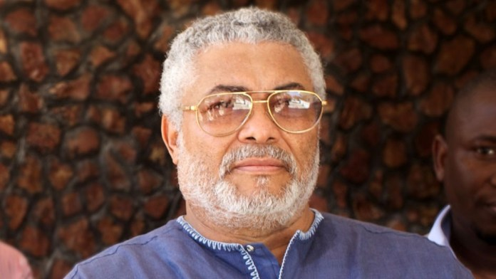 Shocking News: Jerry John Rawlings is dead