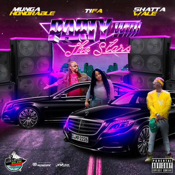 Shatta Wale – Party With The Stars ft. Munga Honorable & Tifa