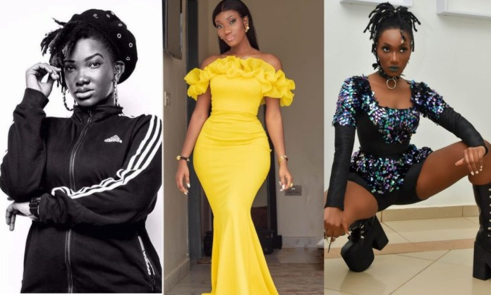 Wendy Shay Finally Reveals The Reason Behind Her Raunchy Photo, Says It Was To Make Ebony Trend And More..