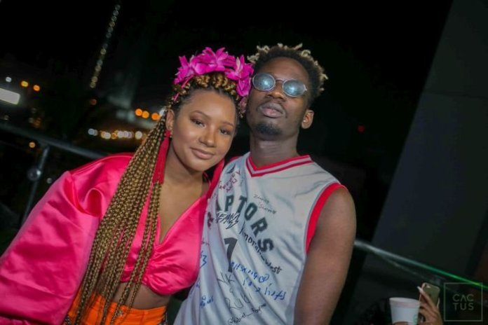 I'm travelling to Ghana to help my boyfriend search for stolen laptop - Mr Eazi's girlfriend vows