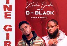 Kweku Smoke – Fine Girl ft D-Black (Prod. by Kcee Beatz)