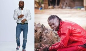 See What Davido Did To Stonebwoy's 'Activate' With Friends In Nigeria