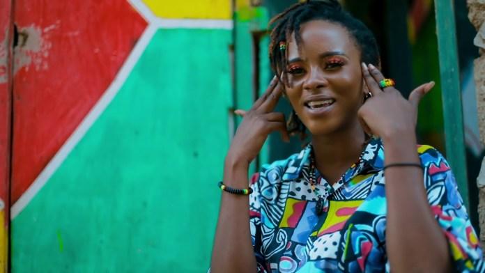 Itz Dzifah - Na Ma Jo (Official Video)