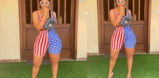Benedicta Gafah Says She Is Exclusive Baby As She Flaunts Her R@w 'January B0dy' Online In A New (Photo)