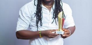 Ghanaian Actor and Musician, Zack Gh Recognized & Honoured With Award