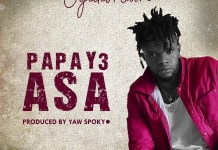 Ogidi Brown – Papa Y3 Asa (Prod. by Yaw Spoky)