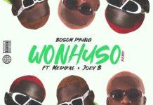 Bosom P-Yung – Wonhuso Remix Ft. Medikal & Joey B