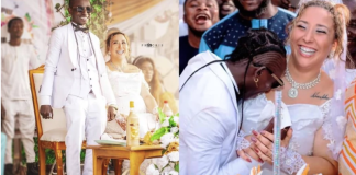 """""""I met him at 'One Corner' concert in Belgium and he couldn't even speak English"""" – Patapaa's wife reveals (+Video)"""