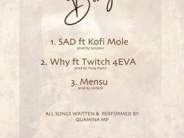 Quamina MP – Bongo EP (Full Album)
