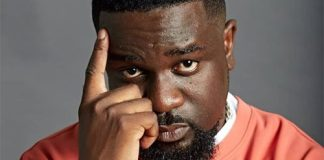 Sarkodie Drops Behind The Scene Photos For His New Music Video