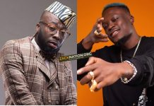 "Andy Dosty Sacks Okese 1 From His Studio, Jams To His ""Yie Yie"" Song Moments Later (Watch Video)"