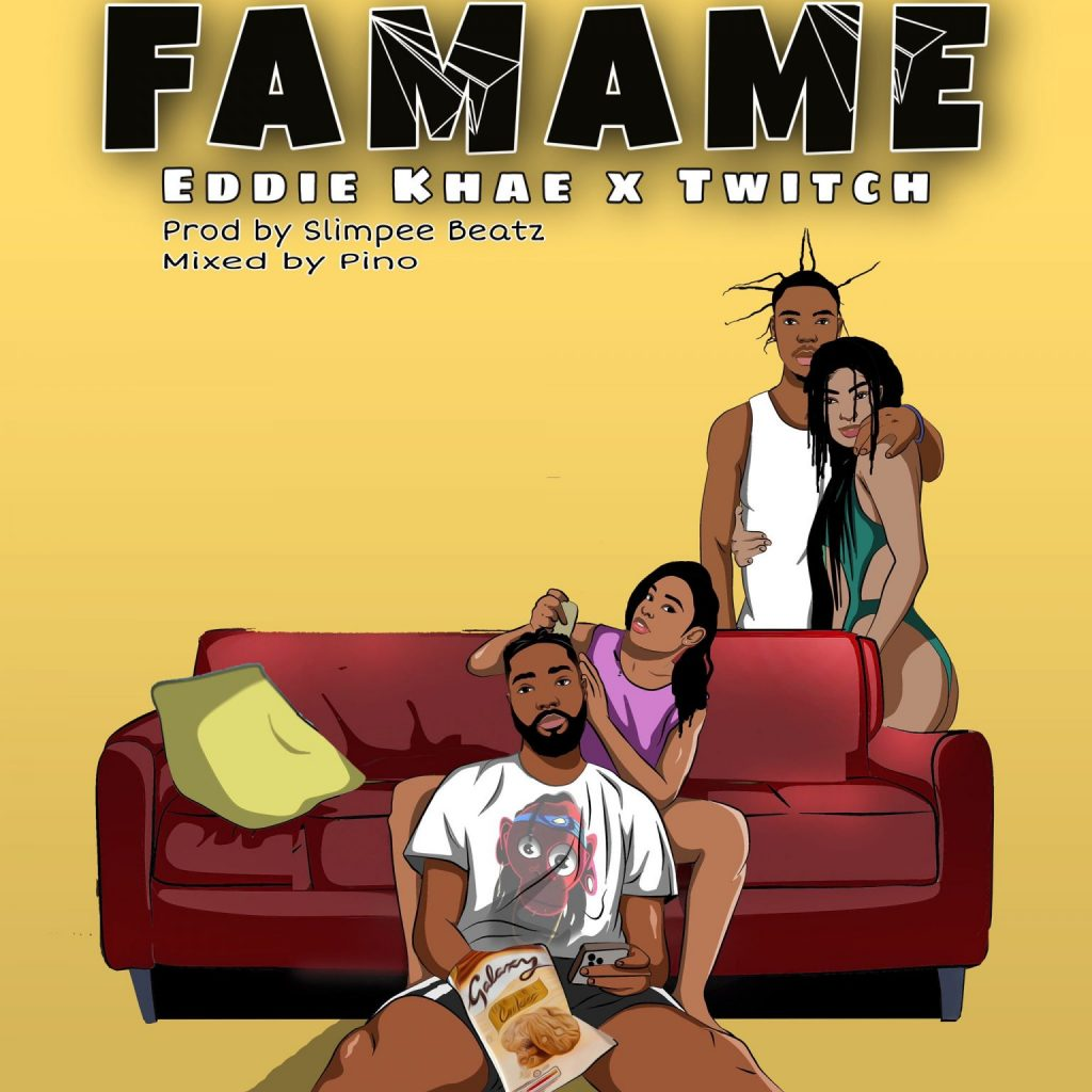 Eddie Khae – Fa Ma Me ft. Twitch4EVA