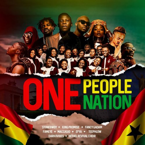 Stonebwoy – One People, One Nation ft. All Stars (Official Video)
