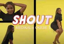 Medikal ft Okese 1 – Shout (Video)