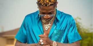 Shatta Wale – Favor Of God (Prod. By Damage Musiq)