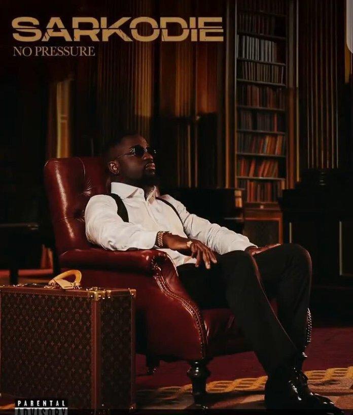 "Sarkodie Set to Release Album ""No Pressure"" on 9th July"