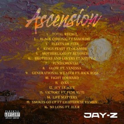 1F079264 BC72 44C7 98F4 5A00E542FF04 420x420 1 Jay-Z Features Sarkodie On Upcoming Album Dubbed The Ascension.