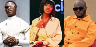 Talented musician Gyakie spotted singing Forever with Wizkid and King Promise in video