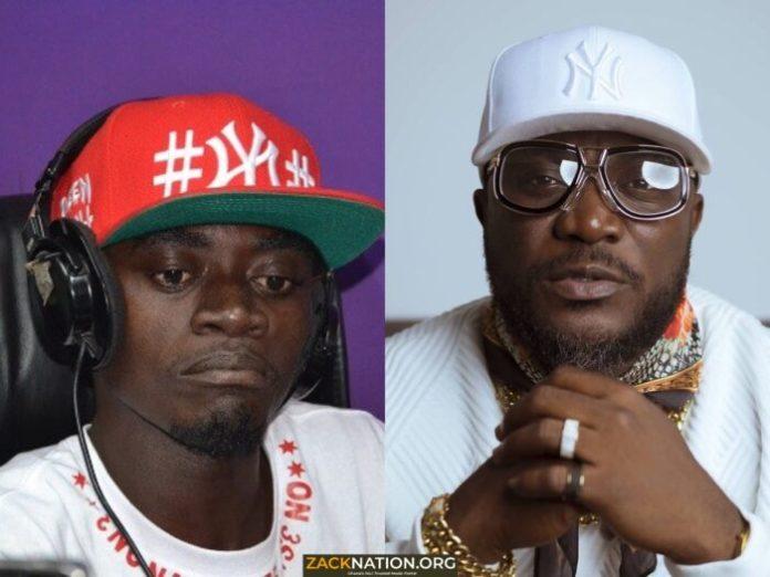 Lil Win Is Fake And Selfish - Nhyiraba Kojo Reveals