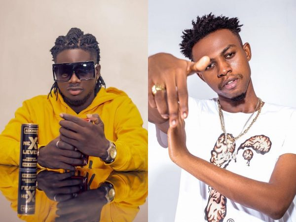 "Fans Blast Kweku Flick and Kuami Eugene for producing a new song which is just the remake of ""Money"""