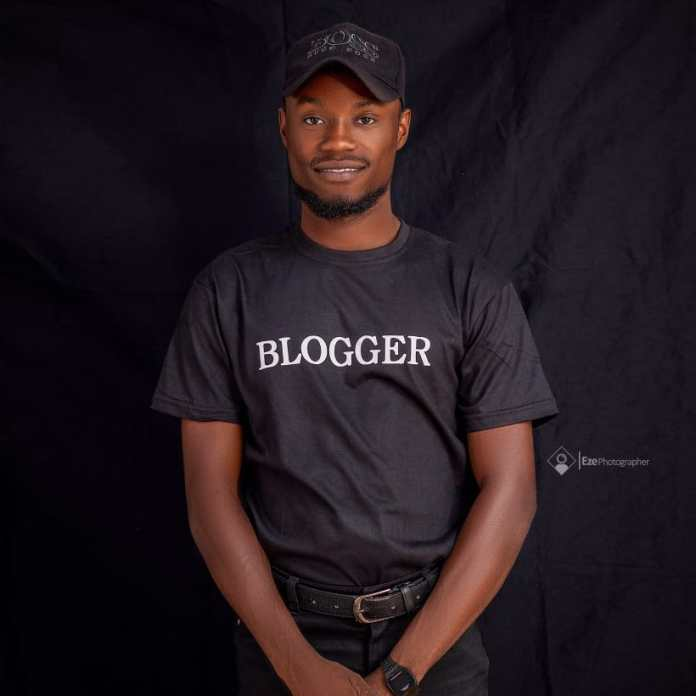 The Multi-talented Blogger Show Up in Africa, Vasco The Blogger