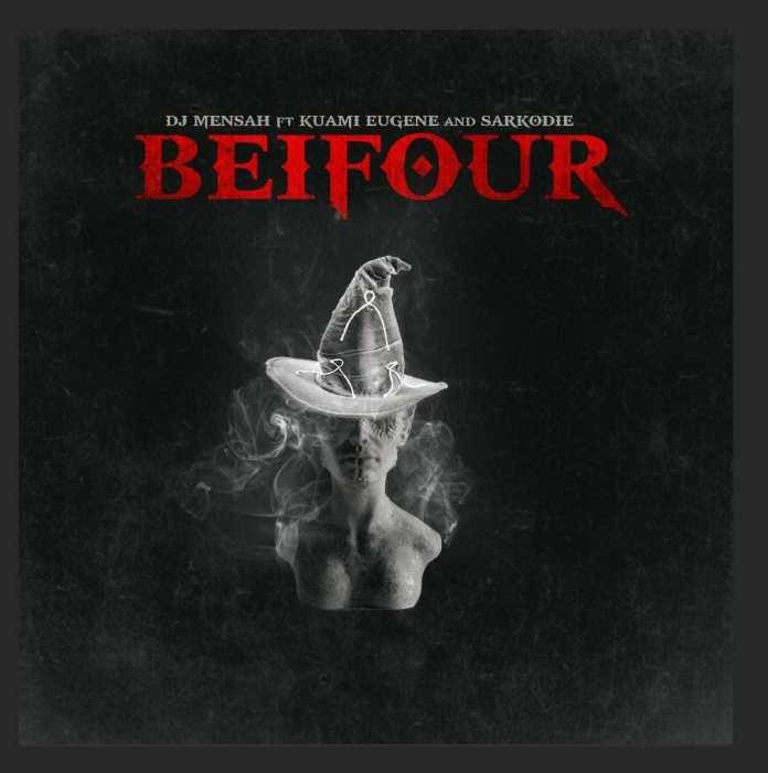 DJ Mensah – Beifour Ft. Kuami Eugene & Sarkodie
