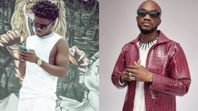 Kuami Eugene Blasts Mr Drew For Calling Him A Chief Song Thief, Calls Him A Newbie