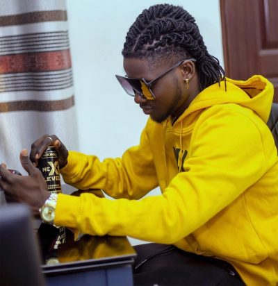 Kuami Eugene Does Justice To Hammer's Beat, Gets Him Over Joyed With His Freestyle [Video]