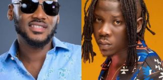I Would Love To Collaborate With 2Baba – Stonebwoy Reveals