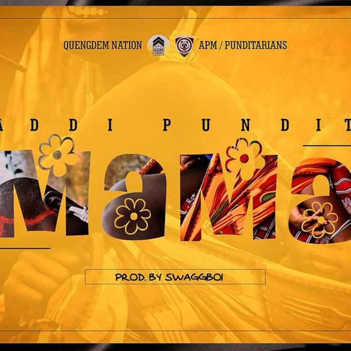 Addi Pundit - Mama (Prod. by Swaggboi)