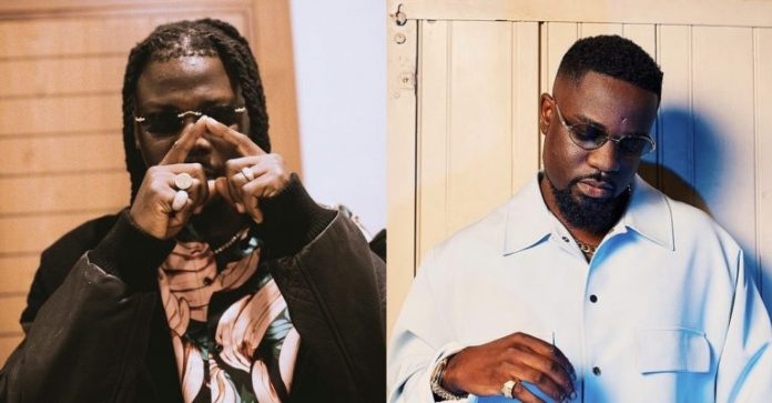 What Is Between Me And Sarkodie Is Not Beef – Stonebwoy Clears The Air
