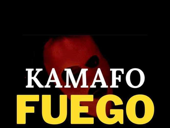 Kamafo - Fuego Freestyle (Prod. by JordanBeatz)